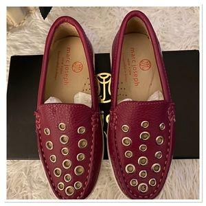 Marc Joseph New York Toddler Girls Slip-On Shoe
